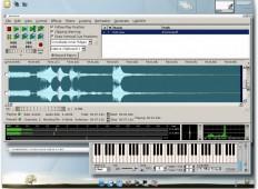 Audio Application - Synthesizer HiFi