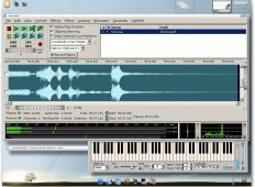 Audio Application - Synthesizer HiFi
